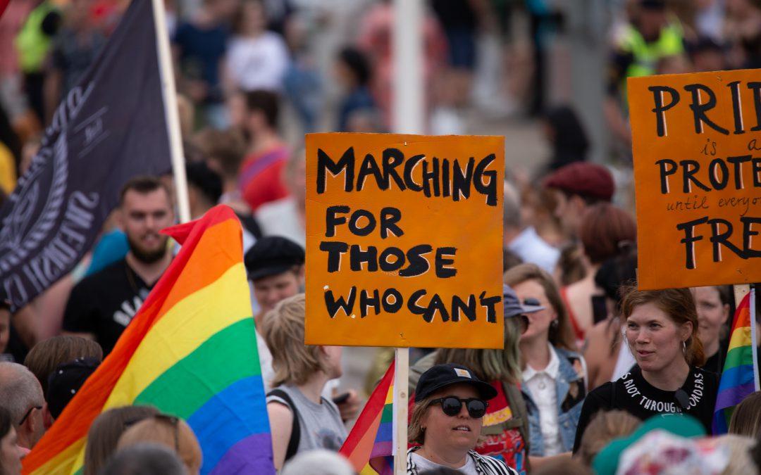 West Pride tema 2020