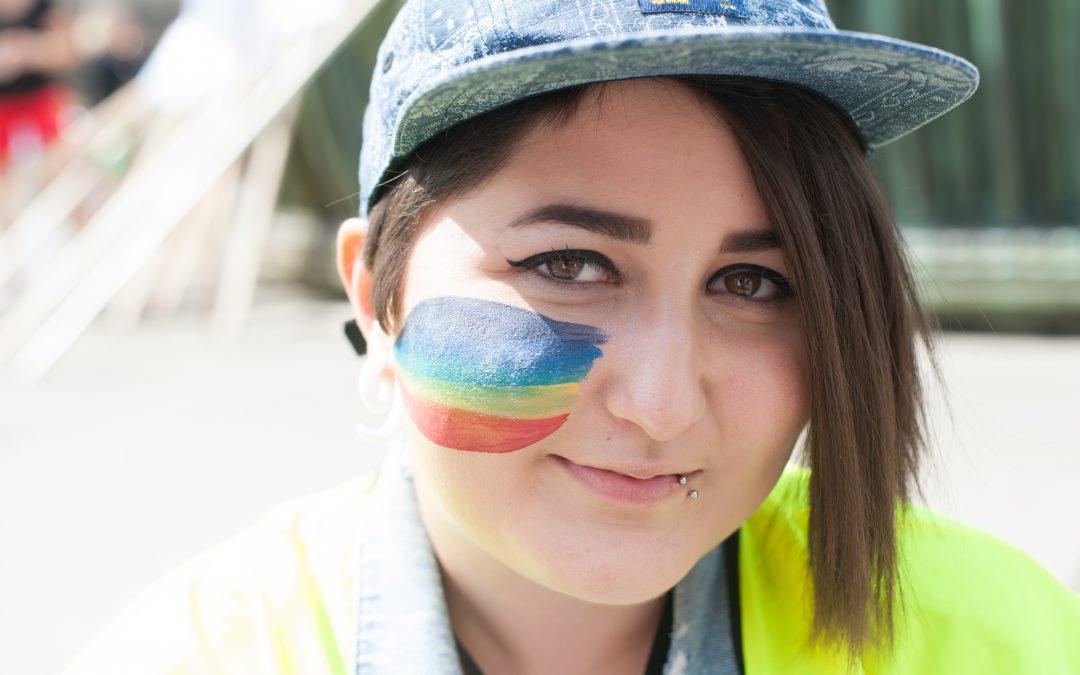 Nu kan du anmäla dig som volontär till West Pride 2015