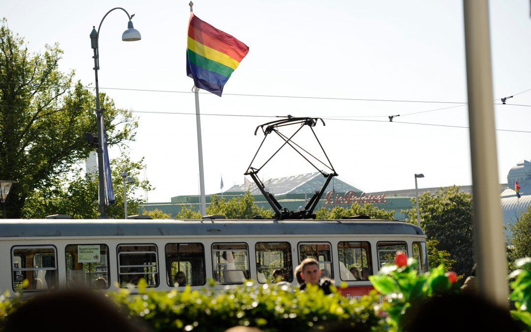 Stockholm och Göteborg välkomnar med stolthet EuroPride till Sverige sommaren 2018
