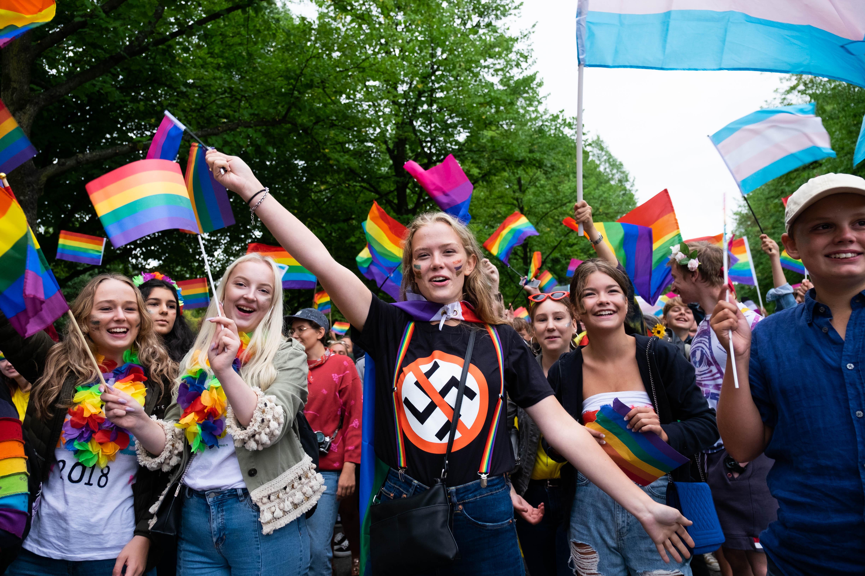 Göteborgarna tycker att West Pride gör skillnad på riktigt!