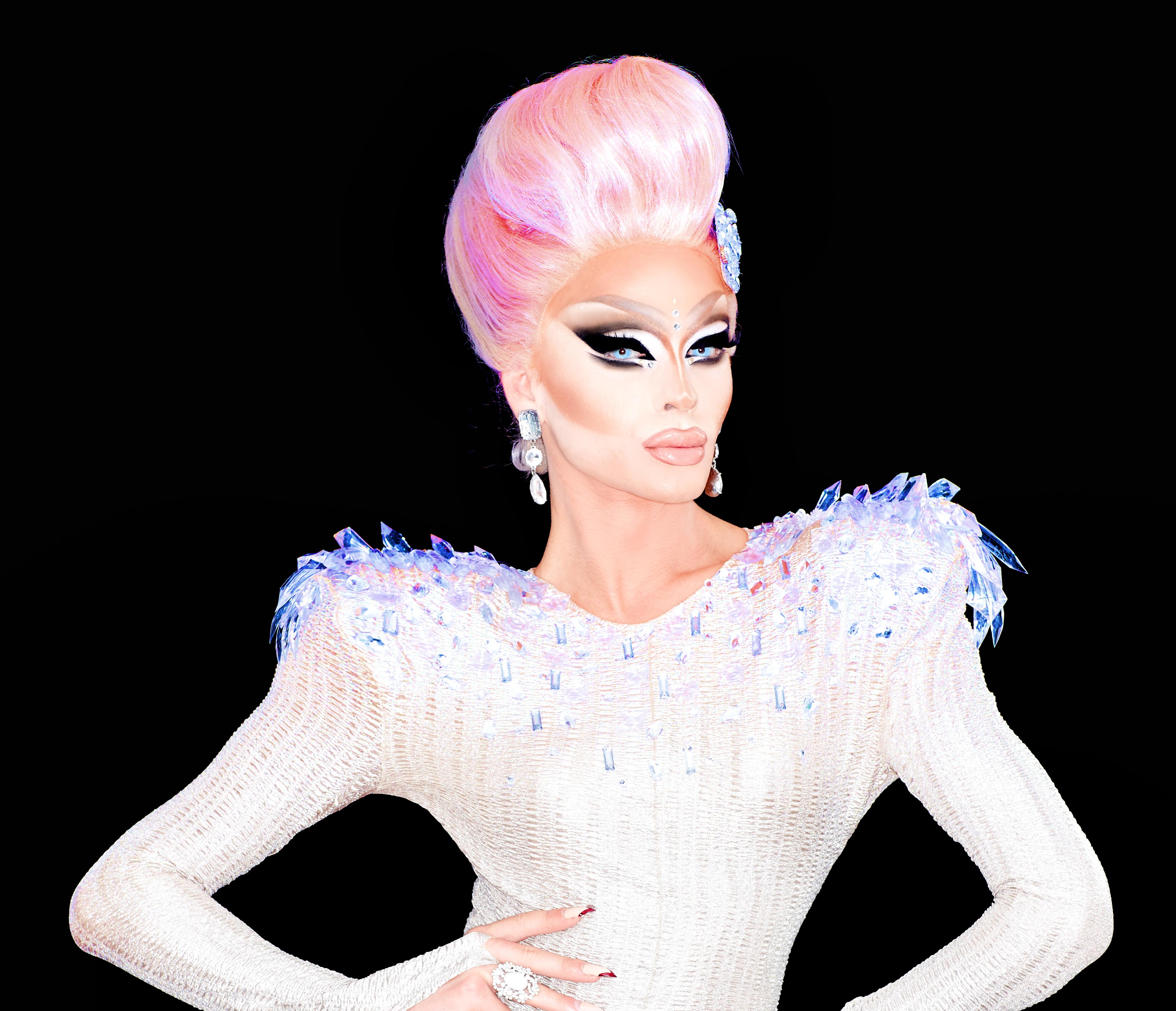West Pride presenterar stolt Admira Thunderpussy till Drag & Burlesquegalan 2019