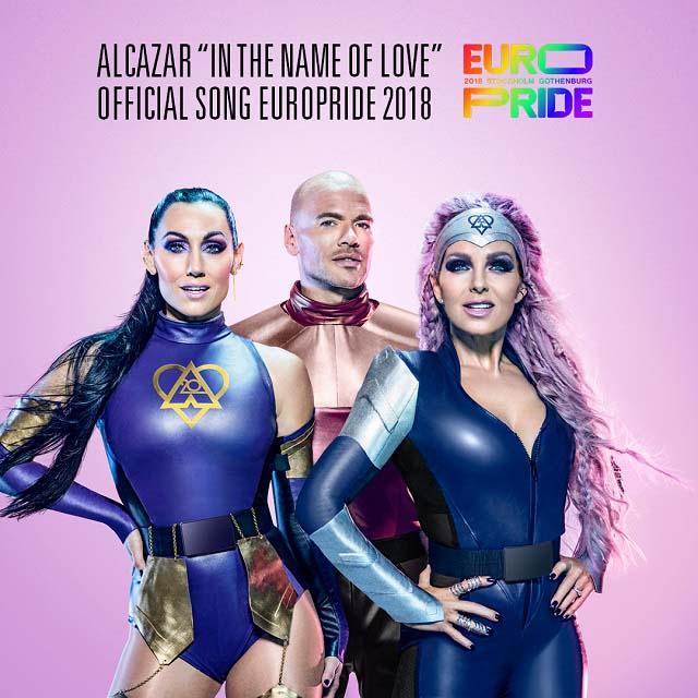 In The Name of Love – årets EuroPridelåt