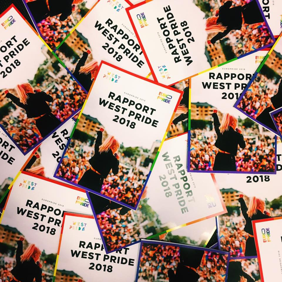 Besökare gav EuroPride 2018 Göteborg toppbetyg