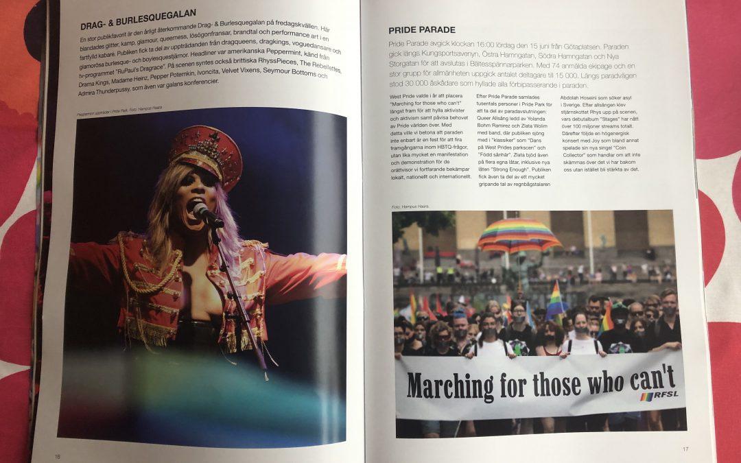 West Prides Rapport 2019