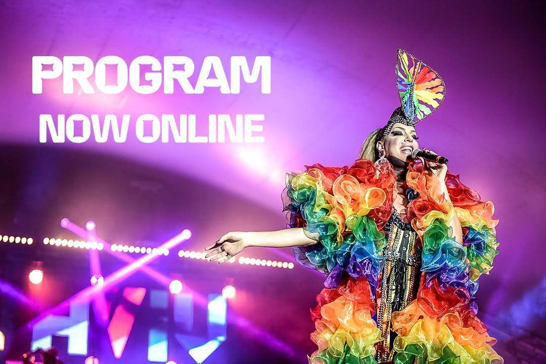 Här är årets program för EuroPride 2018 i Stockholm och Göteborg