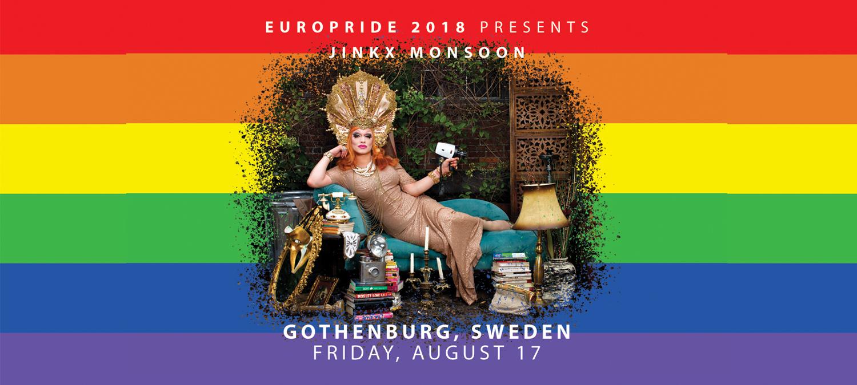 Drag- & Burlesquegalan 2018