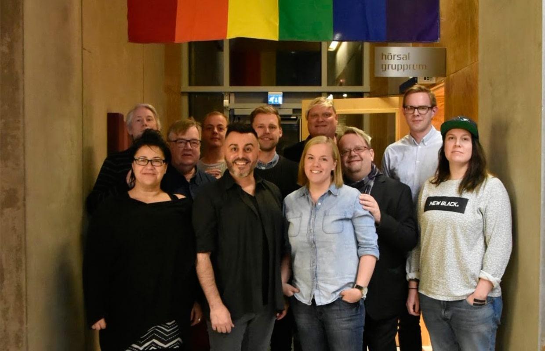 Årsmötet har utsett en ny styrelse för West Pride