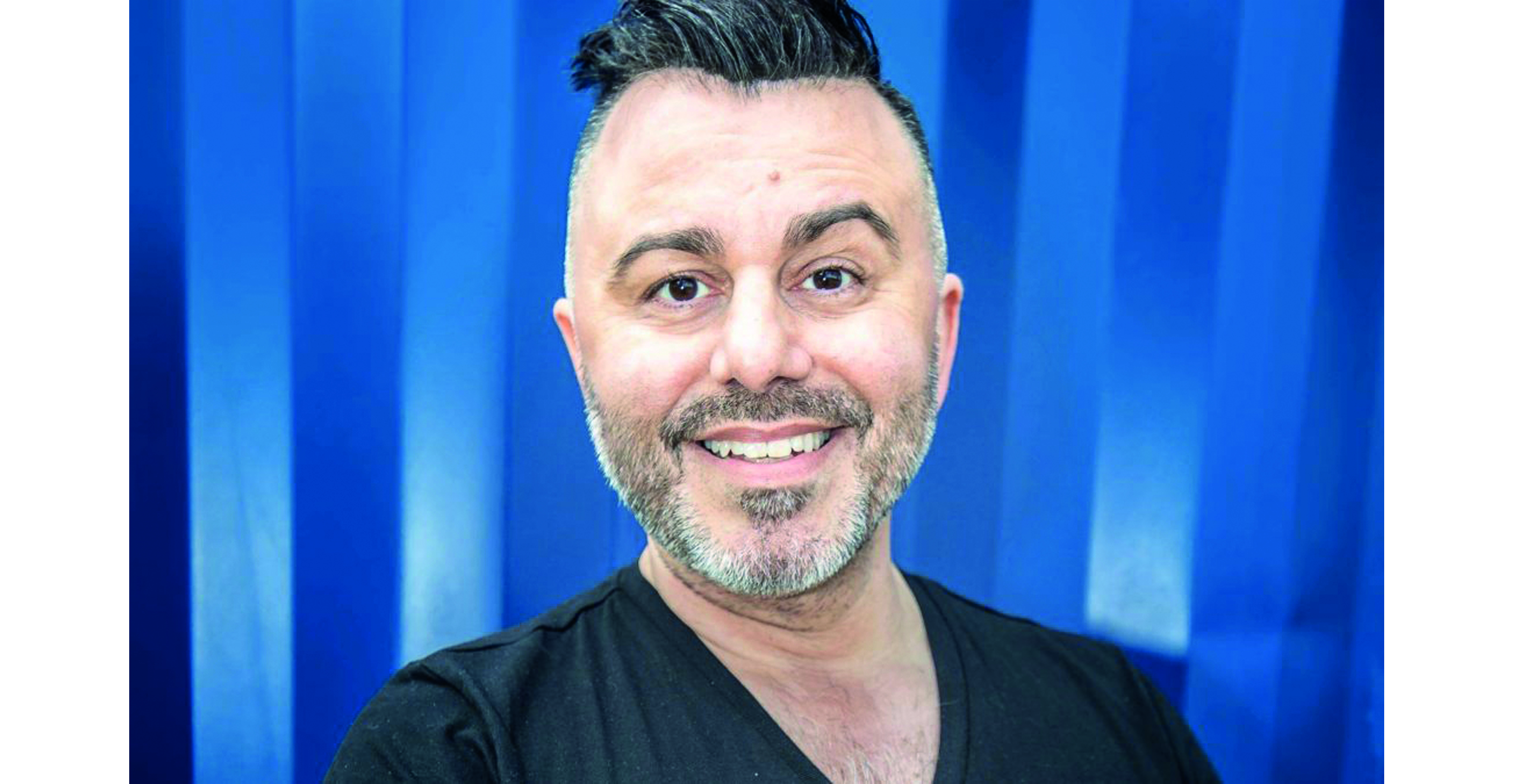 Pride Voice: Tasso Stafilidis, ordförande för West Pride