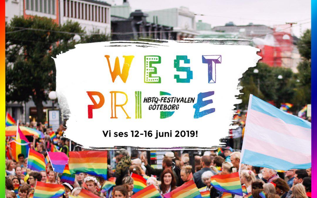 Datum för nästa West Pride är satt!