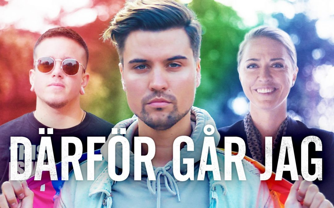 Youtube-nätverket SplayOne lyfter vikten av att delta i EuroPride Parade