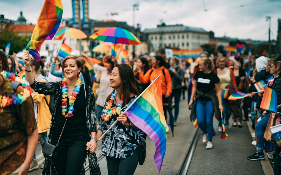 HBTQI-personer i Sverige känner sig otrygga