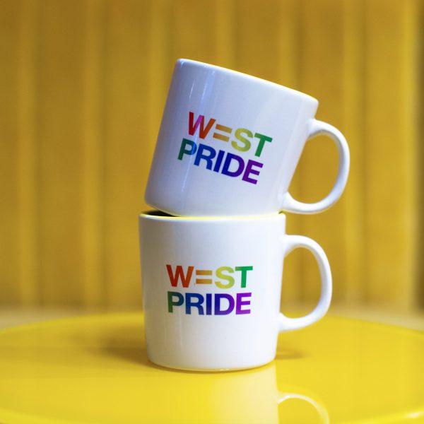 produkt mugg west pride