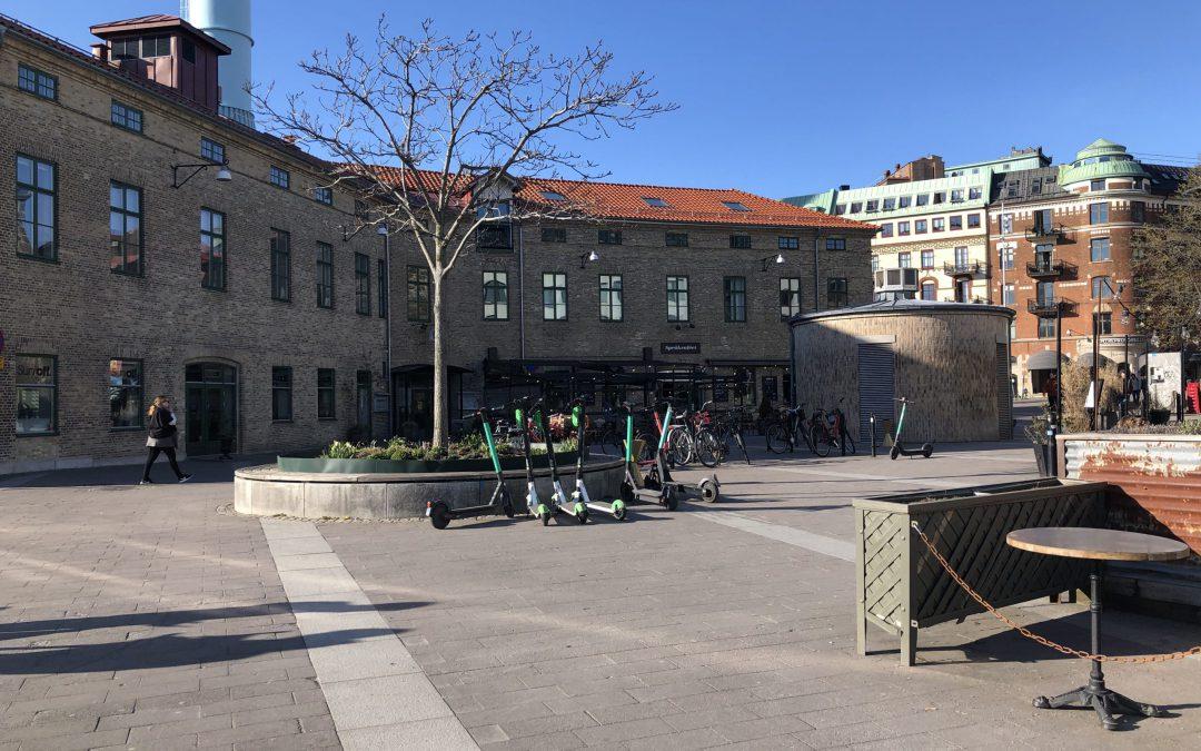 översiktsbild på esperantoplatsen