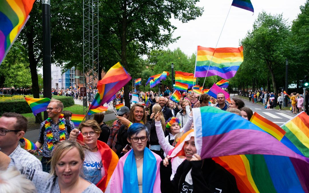 Registration for Pride Parade is open