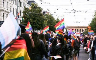 Senaste nytt om West Pride paraden
